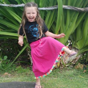 Mermaid Kids TShirt - Permission Apparel - Maui Hawaii