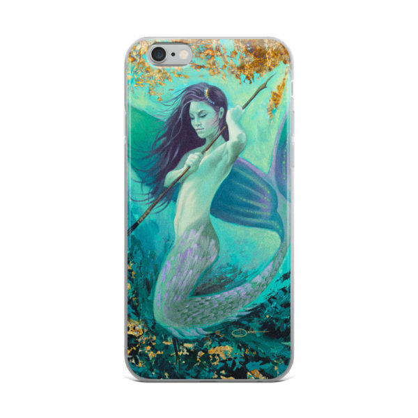 Permission Apparel - Deep Sea Huntress Cellphone Case - iPhone 6 Plus