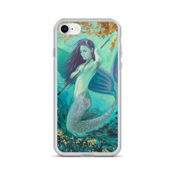 Permission Apparel - Deep Sea Huntress Cellphone Case - iPhone 7/8