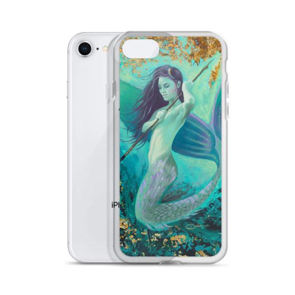Permission Apparel - Deep Sea Huntress Cellphone Case - iPhone 7/8