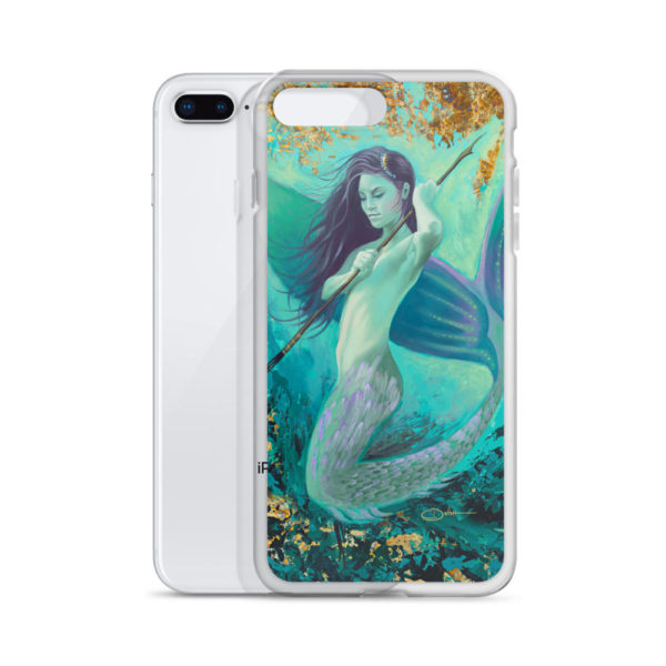 Permission Apparel - Deep Sea Huntress Cellphone Case - iPhone 7/8 Plus