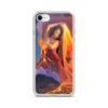 Permission Apparel - Fire Dance Cellphone Case - iPhone 7/8