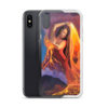 Permission Apparel - Fire Dance Cellphone Case - iPhone X
